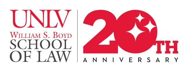 William S. Boyd School of Law: The First 20 Years