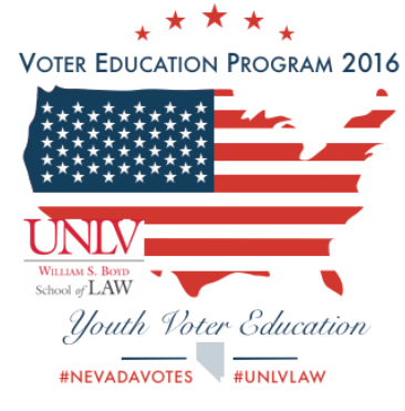 UNLV Voter Education Program 2016
