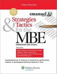Strategies & Tactics for the MBE 2 by Nancy B. Rapoport and Steven L. Emanuel