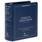 Nevada Civil Practice Manual