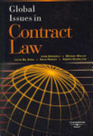 Global Issues in Contract Law by John A. Spanogle Jr., Michael P. Malloy, Louis F. Del Duca, Andrea K. Bjorklund, and Keith A. Rowley