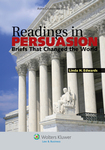 Readings in Persuasion: Briefs that Changed the World