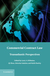 Commercial Contract Law: Transatlantic Perspectives by Keith A. Rowley