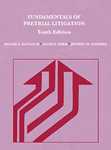 Fundamentals of Pretrial Litigation, 9th ed.