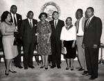 NAACP Members with Governor Grant Sawyer by University of Nevada, Reno